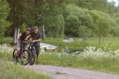 Upplev naturen kring Lönern. Här finns fina möjligheter för t.ex. cykling.