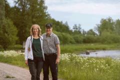 Jan och Annika Filipsson, Lönern Fisketurism i Fivlered utanför Åsarp